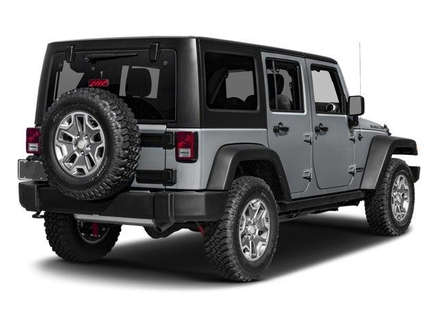 2017 Chrysler Dodge Jeep Ram Wrangler Unlimited Rubicon