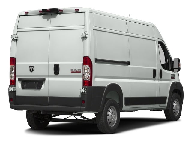 2018 Chrysler Dodge Jeep Ram Promaster Cargo Van Base