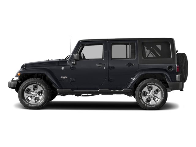 2018 Chrysler, Dodge, Jeep, Ram Wrangler JK Unlimited Sahara ...