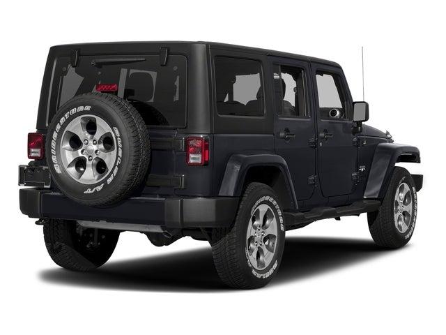 2018 Chrysler, Dodge, Jeep, Ram Wrangler JK Unlimited Sahara ...